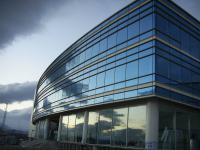 Aluminium Curtain Wall Systems